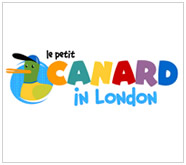 Le petit canard in London